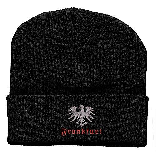 Hip-Hop Mütze Frankfurt 56464 schwarz