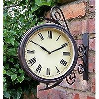 Jardín Warwick hygrobaby reloj giratorio y soporte comisaría - 31,5 cm