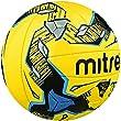 Mitre Ultimatch Training Ball - White/Navy/Black - 5