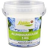 Aluminiumsulfat 17/18%, fest - Blaue Hortensien durch sauren Boden - 1 kg von Garten Schlüter