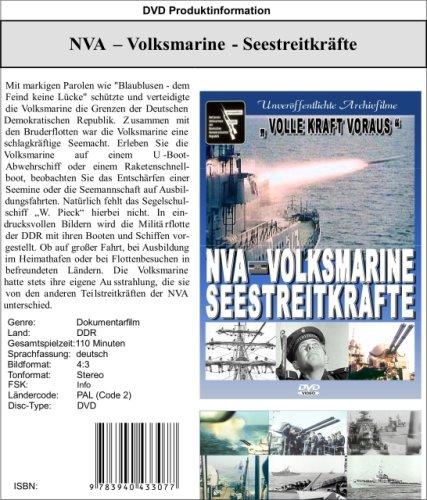 Volksmarine der NVA: Seestreitkräfte - Volksmarine der DDR