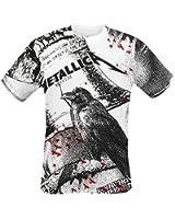 Metallica Bell Tolls T-Shirt white