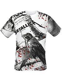 Metallica Bell Tolls T-Shirt weiß