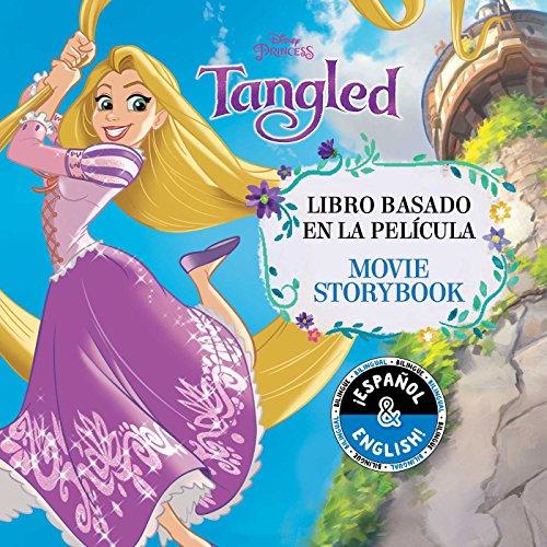 Disney Tangled: Movie Storybook / Libro Basado En