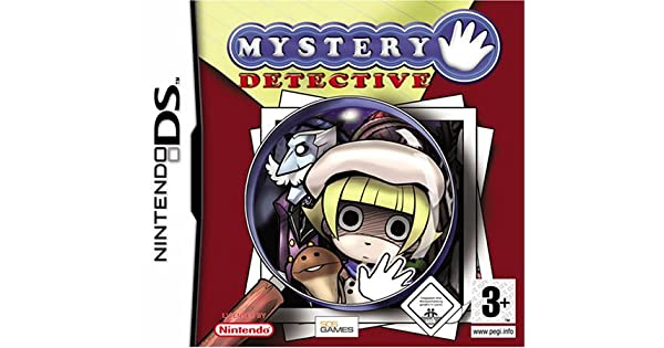 Mystery Detective (Nintendo DS): Amazon co uk: PC & Video Games