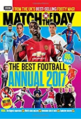 Match of the Day Annual 2017 (Annuals 2017)