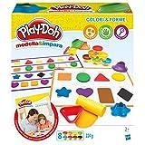 Play-Doh - Modella e Impara Colori e Forme, B3404103