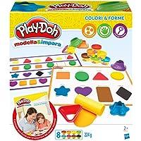 Hasbro Play-Doh Play-Doh - Colori e Forme
