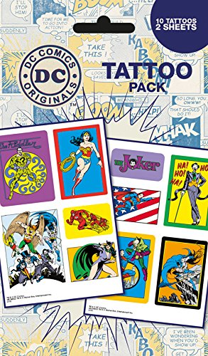 gb-eye-dc-comics-heroes-and-villians-temporary-tattoo-pack-multi-colour