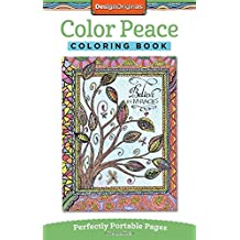 Color Peace Coloring Book: Perfectly Portable Pages (On the Go Coloring Book) by Joanne Fink (2015-11-01)