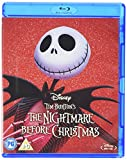 The Nightmare Before Christmas  [Blu-ray] [1993]