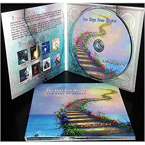 Two Steps From Heaven. The Best of Classical Crossover. [DIGIPAK. Limited 2016 Elite Classics Edition. 16