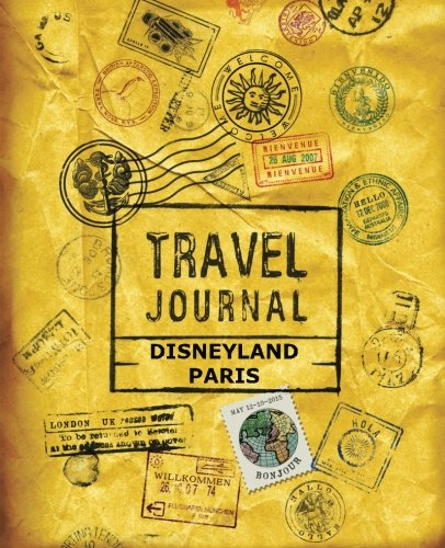 Price comparison product image Travel Journal Disneyland Paris