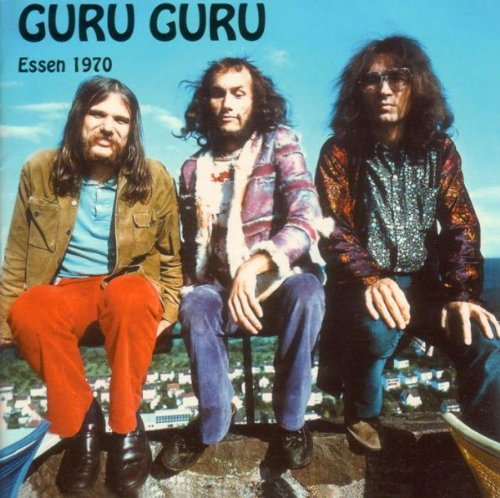 Guru Guru: Essen 1970 (Audio CD)