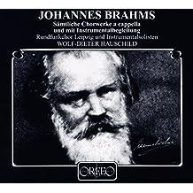 Brahms Sämtliche Chorwerke Hau