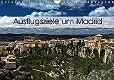 Ausflugziele um Madrid (Wandkalender 2018 DIN A4 quer): Meine Impressionen aus der Umgebung von Madrid (Monatskalender, 14 Seiten ) (CALVENDO Orte) ... 01, 2017] Schön, Andreas und Berlin, k.A.