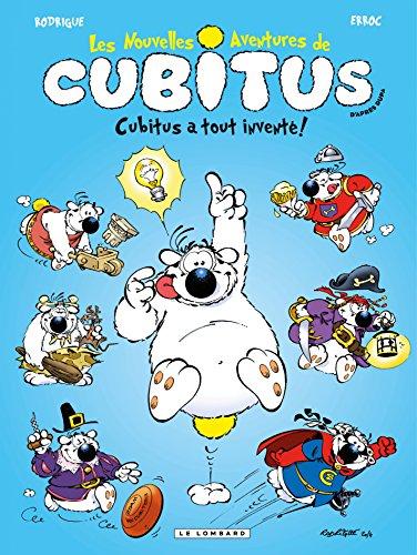 Cubitus (Nouv.Aventures) - Tome 10 - Cubitus a tout inventé! par Erroc