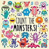 Best Books Three Year Olds - Count the Monsters!: A Fun Picture Puzzle Book Review