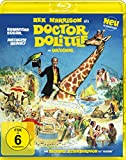 DVD Cover 'Doctor Dolittle - Das Original (4k-remastered) [Blu-ray]