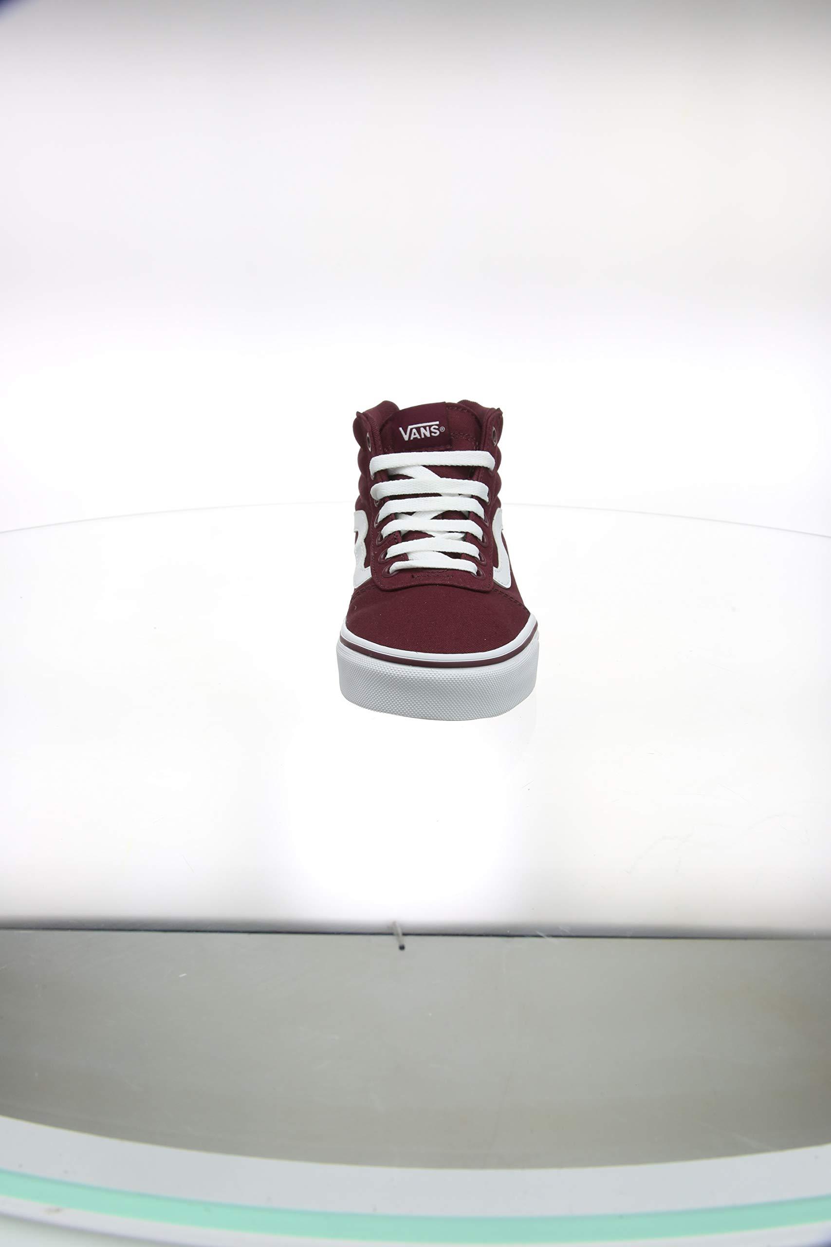 scarpe ginnastica collo alto uomo vans