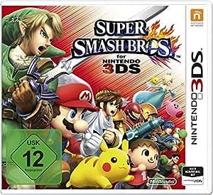 Nintendo Super Smash Bros., 3DS [Edizione: Germania]