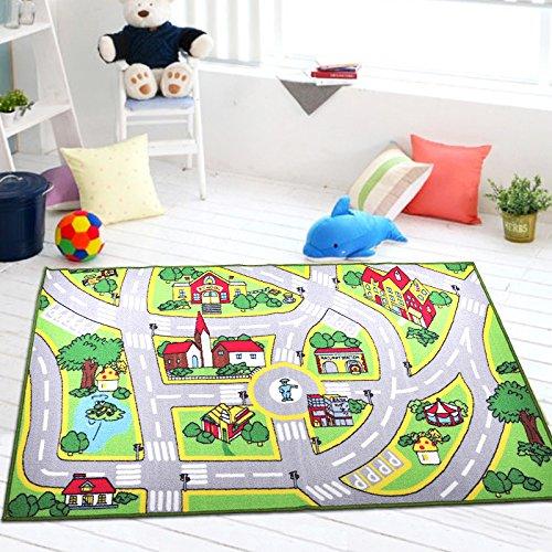 zxdg-kids-game-lane-childrens-rugs-girls-fun-rugs-green-town-tappetini-antiscivolo-tappeti-per-camer