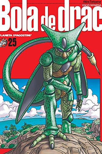 Bola de Drac nº 25/34 (Manga Shonen) por Akira Toriyama
