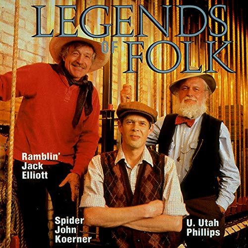 Legends of Folk - Ramblin Jack Elliot