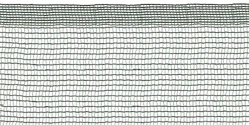VERDELOOK Tessuto Antigrandine in Rotoli, Dim. 6X100 m, Colore Verde, per Agricoltura, vigneti e coperture