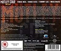Mötley Crüe - The End : Live in Los Angeles [DVD + CD] [Import anglais]
