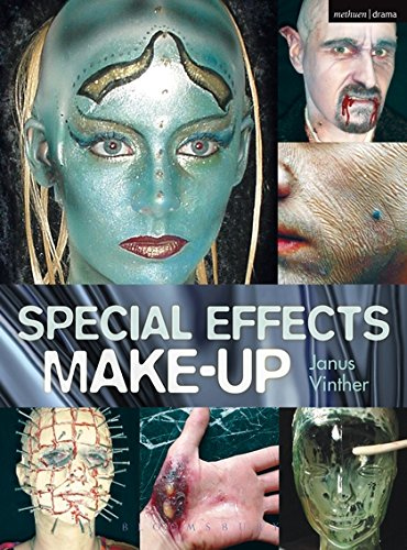 Special Effects Make-up: For Film and Theatre (Backstage) - Scheren Film