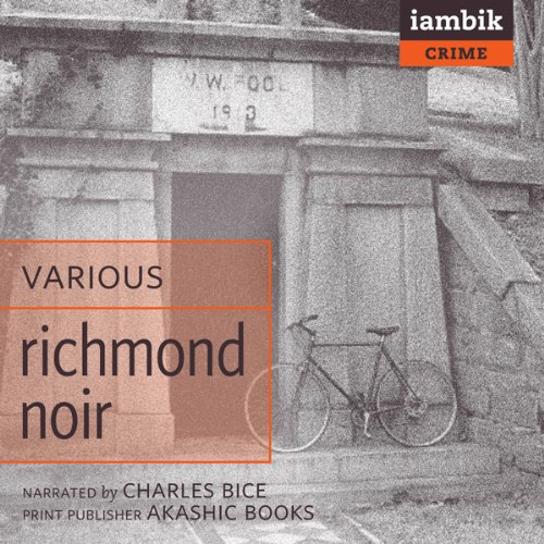 Richmond Noir  Audiolibri