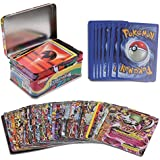 Kiditos Kids Pokemon Evolutions Series Trading Card Game with Metal Box, 88x63cm (Multicolour)