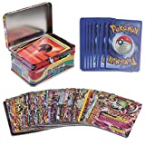 #8: Kiditos Kids Pokemon Evolutions Series Trading Card Game with Metal Box, 88x63cm (Multicolour)