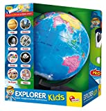 Lisciani Giochi- I'm A Genius 62263-I'm Super Mappamondo Elettronico Kids, 62263