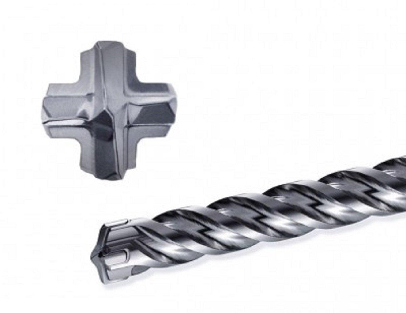 Makita B-13708 - calcestruzzo bit trapano SDS-plus 4 tagli Nemesis 8X460 Mm