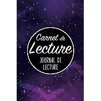 Carnet De Lecture - Journal De Lecture: Carnet De Lecture À Remplir/Carnet De Lecture Lycée & Collège/Carnet Lecture…