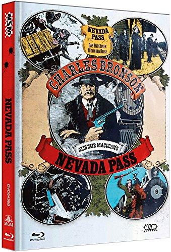 Nevada Pass - Breakheart Pass [Blu-Ray+DVD] - uncut - auf 250 limitiertes Mediabook Cover B