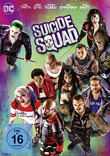 Batman Hollywood Kostüm - Suicide Squad