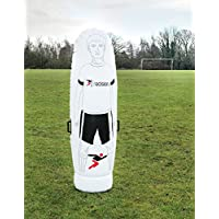 Precision Training - Inflatable Mannequin - 2m High - White/red/black