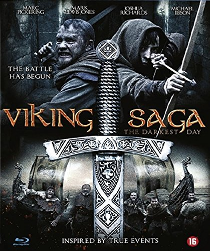 A Viking Saga: The Darkest Day [ Blu-Ray, Reg.A/B/C Import - Netherlands ]