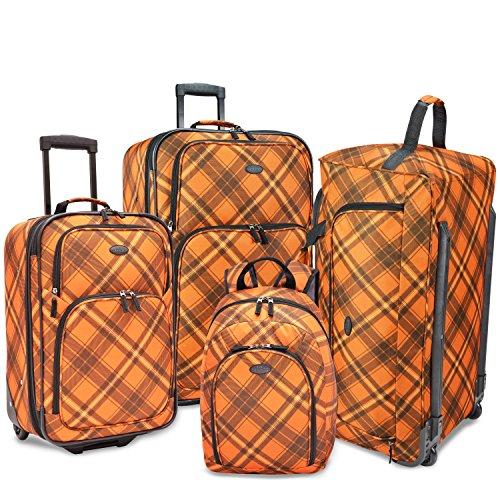 us-traveler-4-piece-casual-luggage-set-orange