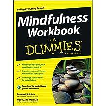 [Mindfulness Workbook For Dummies] (By: Shamash Alidina) [published: May, 2013]