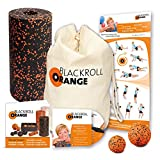 Blackroll Orange Die Faszienrolle - MiniBag-Set, Standard, Übungs-Poster und -Booklet
