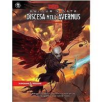 Asmodee - Dungeons & Dragons, 5° Edizione Discesa nell'Avernus, Avventura Gioco di Ruolo, Edizione in Italiano, 4037