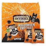 Snyder's of Hanover - Halloween Snack Sack of Individual Packs Mini Pretzel