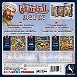 Pegasus Spiele 55119G Istanbul Big Box Spiel