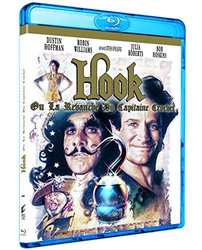 Hook, ou la revanche du Capitaine Crochet [Blu-ray]