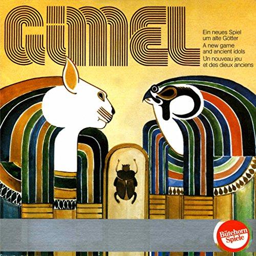 GIMEL - Ein neues Spiel um alte Götter.