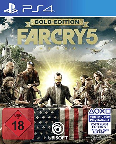 Far Cry 5 - Gold Edition - [PlayStation 4] (Playstation Far Cry 4)